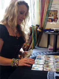 Sandy Cristel - The Wytch of Lytchett Lenormand Oracle Reading