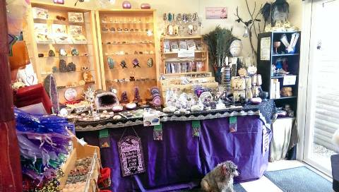 Sandy Cristel - Crystal and Gift Shop